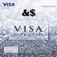 گیفت کارت ویزا با قیمت دلخواه
