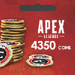 گیفت کارت Apex Legends 4350 Coins