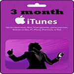 3 ماهه اپل موزیک انگلیس