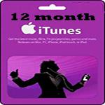 اپل موزیک یک ساله
