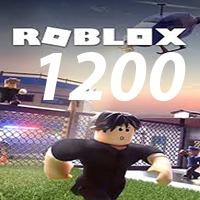 1200 روباکس بازی روبلاکس