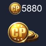5880 سی پی کالاف دیوتی