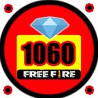 خرید 1060 جم و الماس فری فایر