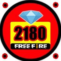 خرید 2180 جم و الماس فری فایر